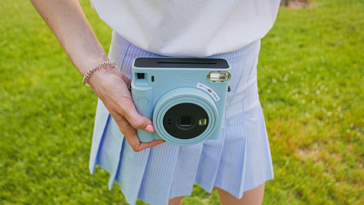 polaroidové fotky